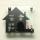 LS表札「我が家」(フラットガラスGシリーズ正方形150)